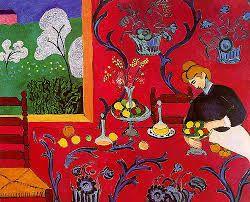Φωβισμός (μοντέρνα τέχνη)The Dessert Harmony in Red (1908), Ανρί Ματίς