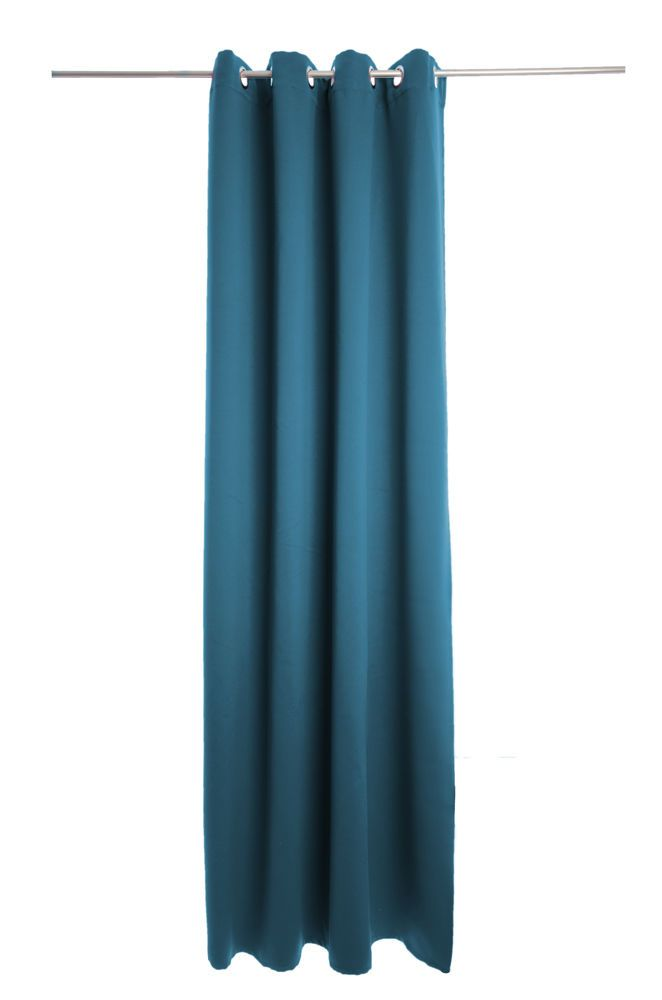 Vorhang Denton, Verdunkelung, Ösenschal - 140 x 245 cm Gardine Store in Möbel & Wohnen, Rollos, Gardinen & Vorhänge, Gardinen & Vorhänge   eBay