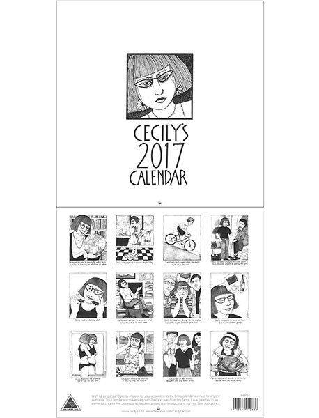 Calendar - 2017