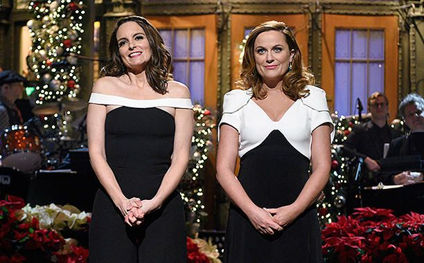 SNL Tina Fey, Amy Poehler ratings surge (but can't top Trump) | EW.com