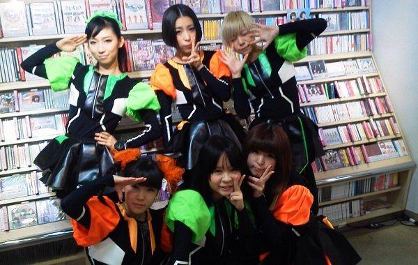 Brand-New Idol Society - Primal. free download Japan music ...