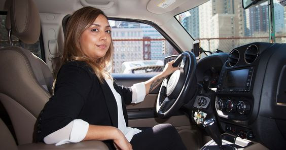 What its like as a Female Uber driver
