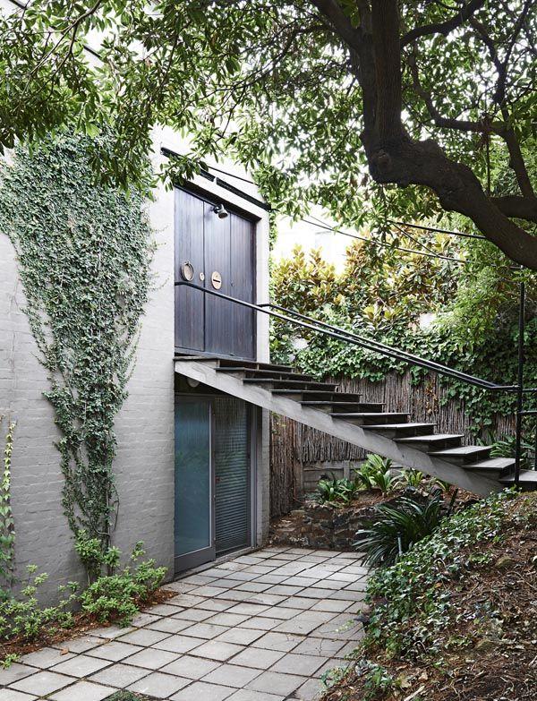 Walsh Street House by architect Robin Boyd