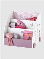 Ber ideen zu b cherregal kinderzimmer auf pinterest chevron m dchen schlafzimmer - Bibliotheque vertbaudet ...