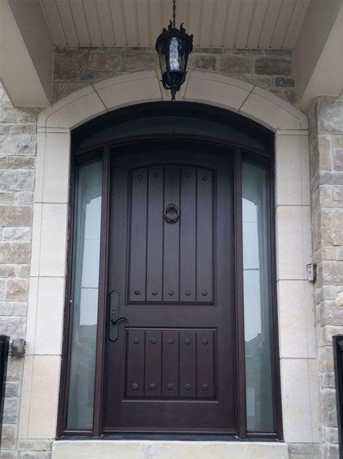front entry doors toronto has been producing the highest quality custom entrance fiberglass exterior door