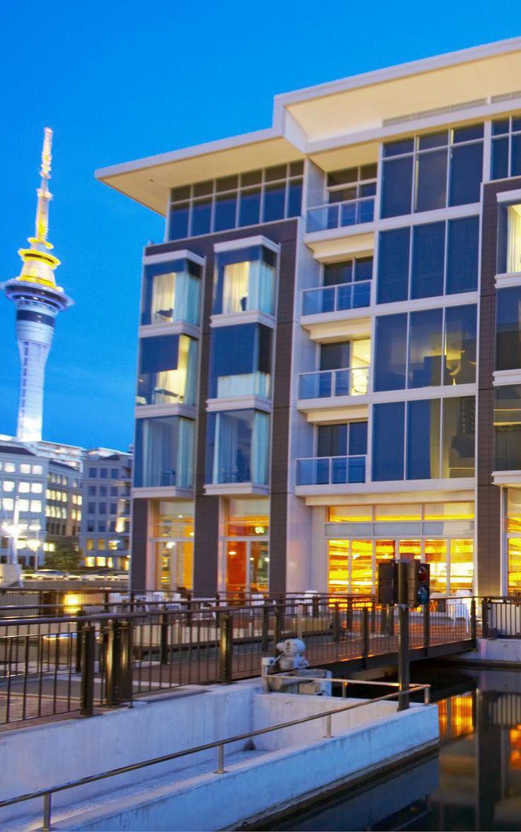 Westin Auckland Lighter Quay..