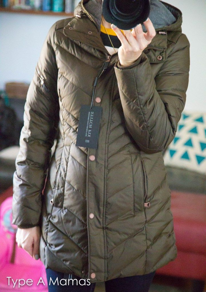 Andrew Marc - Tammer Puffer Coat | December 2016 Stitch Fix Review