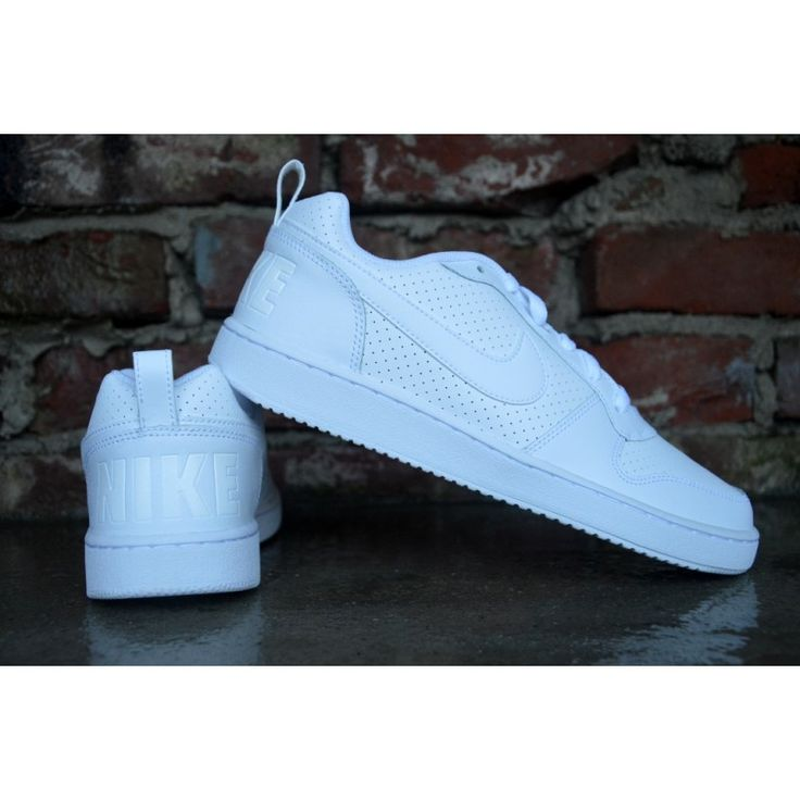 Nike Court Brough Low 838937-111