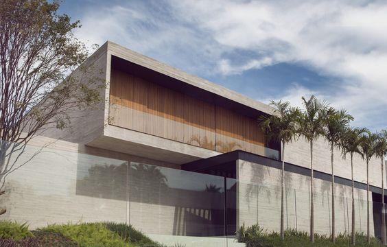 Galeria Casa Cubos / Estúdio [+] Valéria Gontijo – 6   – Fachadas