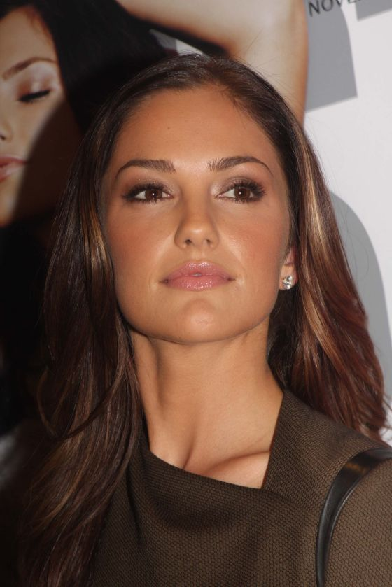 Minka Kelly...beautiful ...