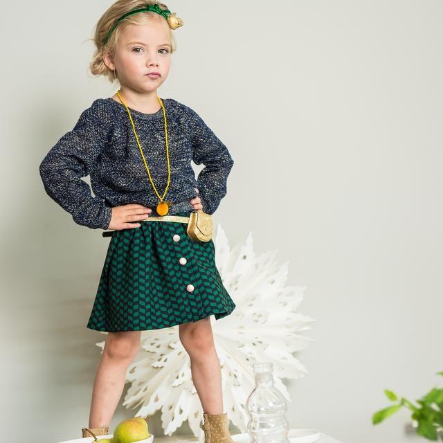 Robyn Skirt by La Maison Victor