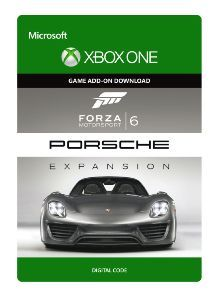 Forza Motorsport 6 Porsche Expansion - Xbox One [Digital Download Add-On]