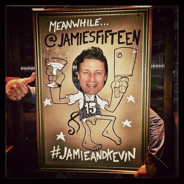 I Had a fantastic party at @jamiesfifteen last night with the co founder of Instagram @Kevin Mann Mann it was great . thank you to all the guys who We invited that came it was such a pleasure to meet you all, writers ,actors ,musicians, Olympians ,comedians hero's and dudes it was such a nice atmosphere thank u all the best xx by Jamie