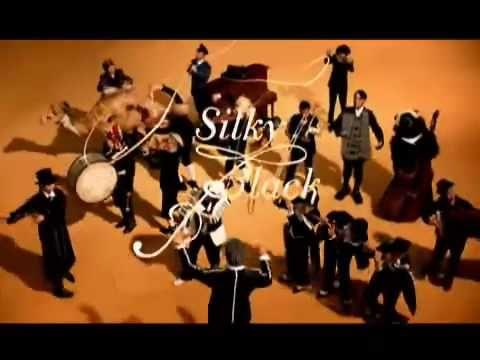 サントリー BOSS SILKYBLACK 第一楽章 - YouTube