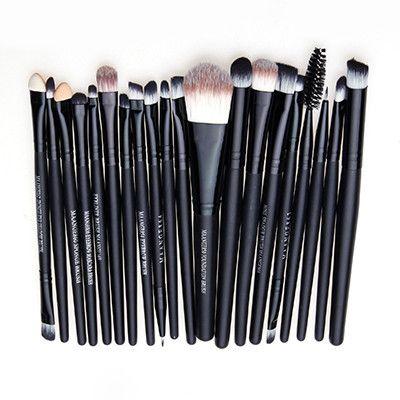 Professional 20 pcs Makeup Brush Set