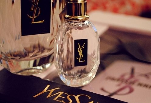 "My favourite perfume of all time: ""Parisienne"" by Yves Saint-Laurent ♥"