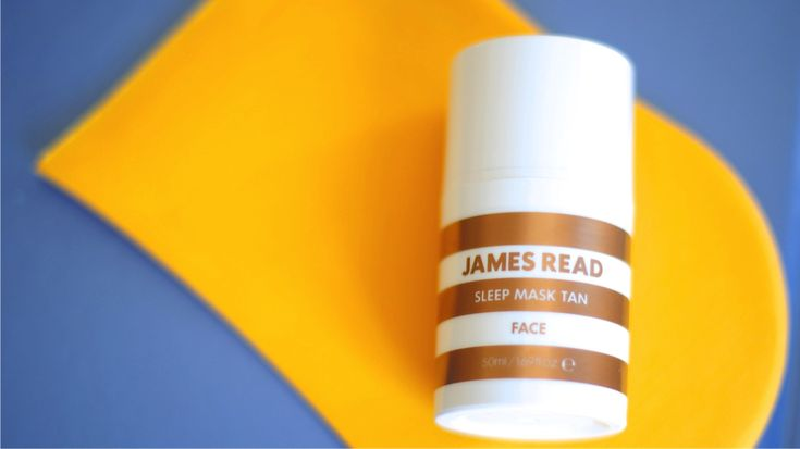 The James Read Sleep Tan Mask // A Fashion Week MUST, on She's in the Glow