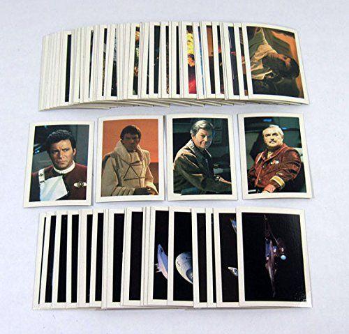 1984 Paramount / FTCC Star Trek III The Search for Spock Set (80) w/ Ship Subset @ niftywarehouse.com #NiftyWarehouse #StarTrek #Trekkie #Geek #Nerd #Products