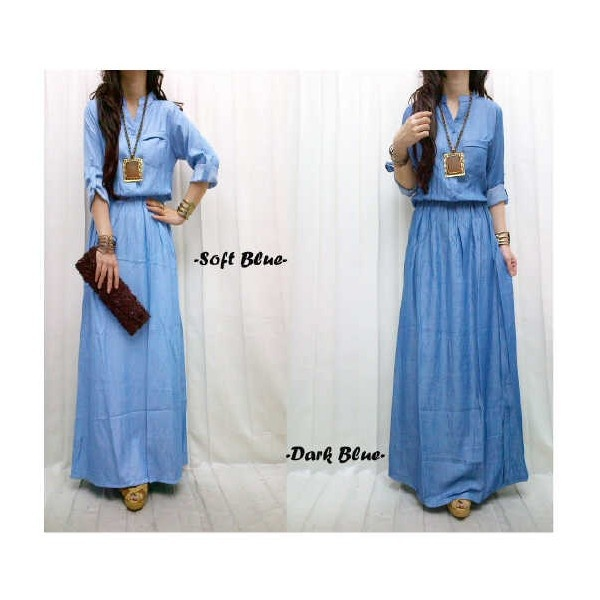 maxi denim @112rb