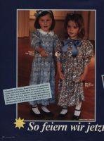 Журнал Neue Mode 1985 11+ / БИБЛИОТЕЧКА ЖУРНАЛОВ МОД / Библиотека / МОДНЫЕ СТРАНИЧКИ