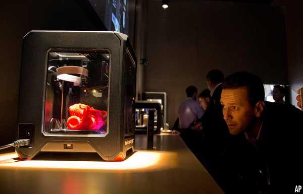 Las ventas de impresoras 3D podrían conseguir impulso gracias a Amazon y Wall-Mart http://www.tintarecarga.com/blog/las-ventas-de-impresoras-3d-podrian-conseguir-impulso-gracias-a-amazon-y-wall-mart/