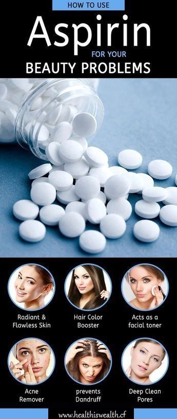Uses Of Aspirin And Its Benefits!!