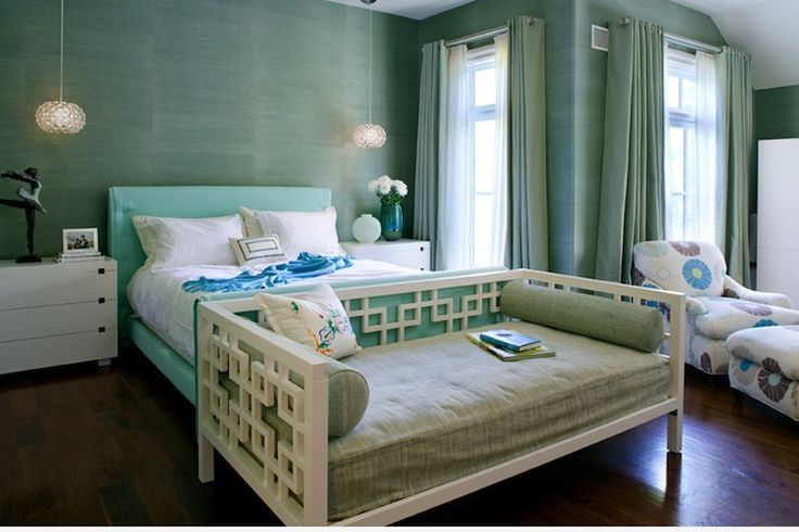 Daybed Room Ideas Blue
