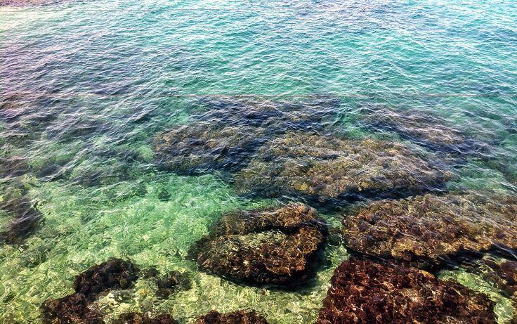 Un mare caraibico! #termoli #sottoaltrabucco #estate