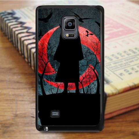 Naruto Itachi Samsung Galaxy Note 5 Case