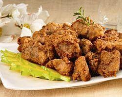 Dry Garlic Ribs!! Tasty #Food #Drink #Trusper #Tip