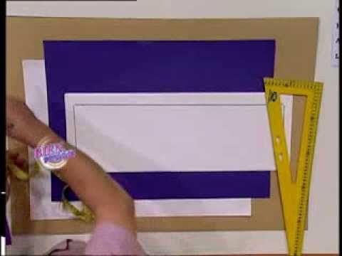 Hermenegildo Zampar  - Bienvenidas TV - Explica Manga Base para Telas de...