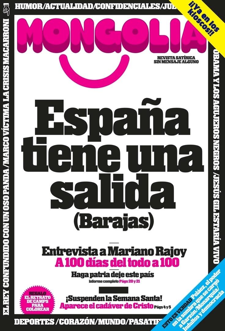 España tiene una salida (Barajas)