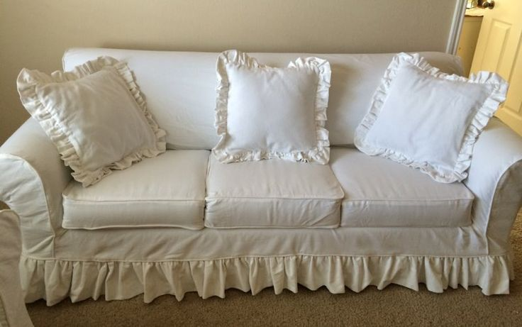 22 Best Slipcover Images On Pinterest Sewing Projects