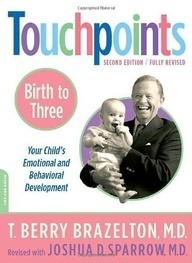 Touchpoints-Birth to Three by T. Berry Brazelton |  #childdevelopment #books #selfhelp