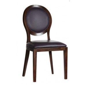 Kungsholmen stol, skinn inside möbler