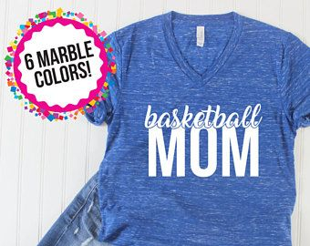 Basketball Mom Shirt/ Basketball Shirt/ Custom Basketball/ Basketball Team/ Coach Shirt/ Game Day/ High School Basketball/ Mom Life