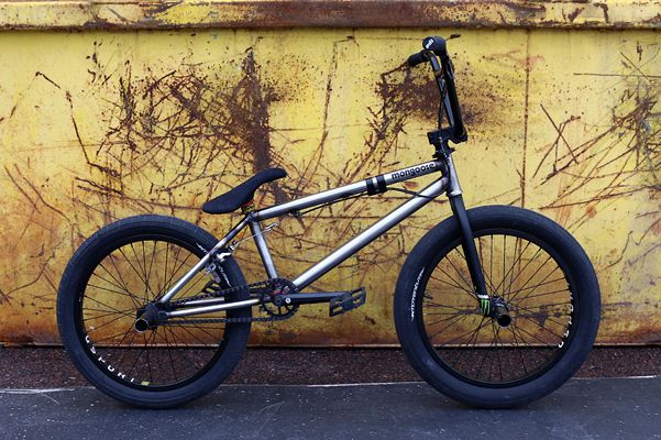 Bmx Kevin Peraza Mongoose Bike Check