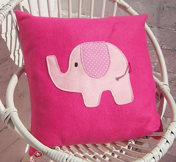 Kind of loving elephants for a girl's nursery.