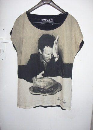 Kup mój przedmiot na #vintedpl http://www.vinted.pl/damska-odziez/koszulki-z-krotkim-rekawem-t-shirty/15956220-koszulka-medicine-tom-waits