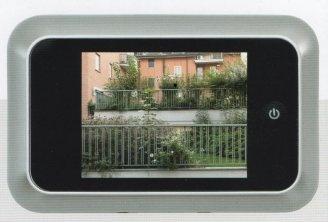 Ψηφιακό Ματάκι-Κάμερα  Δείτε με ευκρίνεια & ευκολία ποιος στέκεται έξω από την πόρτα σας!