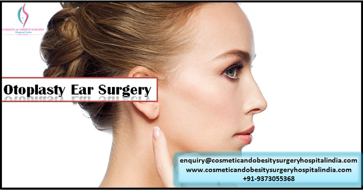 ​Get Affordable Otoplasty by Dr Sandip Jain in India