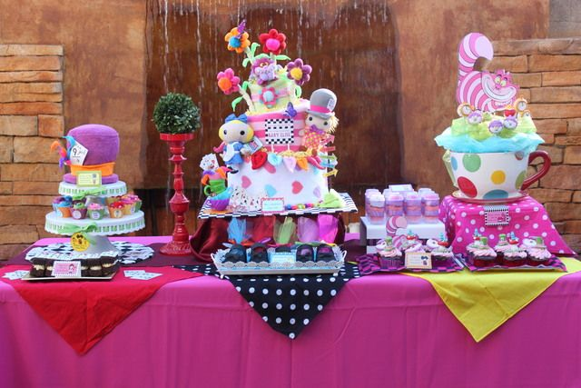 "alice in wonderland baby shower | ... Baby Shower/Sip & See ""Alice in Wonderland Baby shower Party for"
