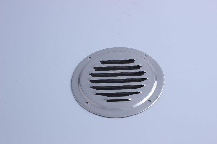 ラウンドルーヴルエアベントステンレス鋼ルーバー換気換気装置グリルカバー