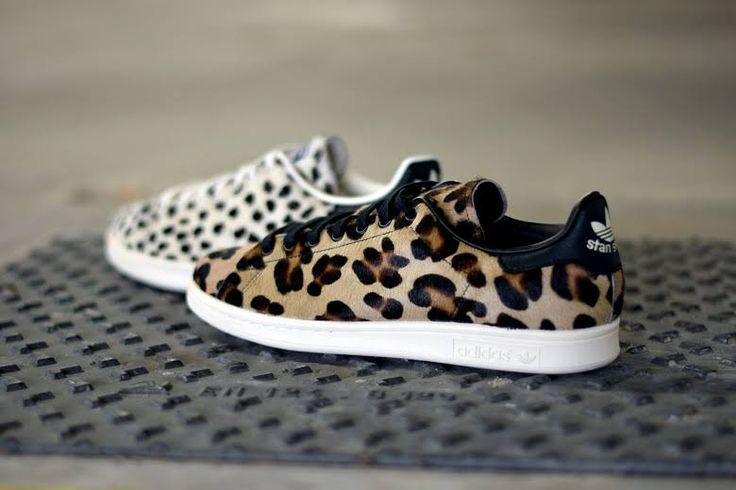adidas Stan Smith Animal Print | Sneakers.fr