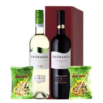 Gourmet_Geschenk_Set_spanischer_Wein_mit_Knabberspaß