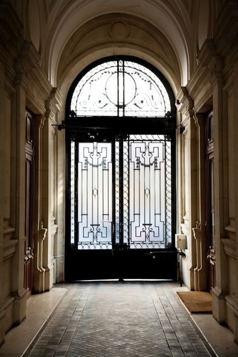 beautiful: Interior, Idea, Favorite Places, Front Doors, Wrought Iron, House, Entrance