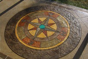 Stamped Concrete Patios | Decorative Concrete Patio | HouseLogic
