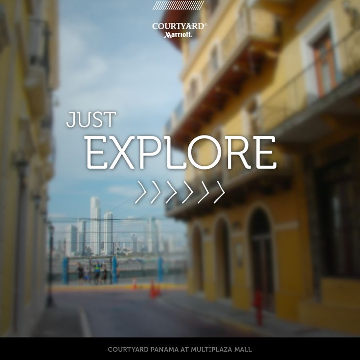 Ready for something new? ‪#‎Panama‬ ‪#‎Travel‬  Foto: José Jiménez.
