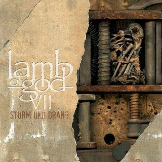 Lamb of God - VII: Sturm und Drang (2015) [Deluxe Edition]  Groove Metal / Metalcore band from USA  #LambOfGod #GrooveMetal #Metalcore