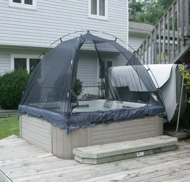 Superb Gazebo Ideas For Hot Tubs